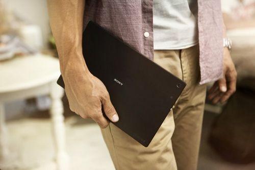 Характеристики планшета sony xperia z4 tablet ultra утекли в сеть