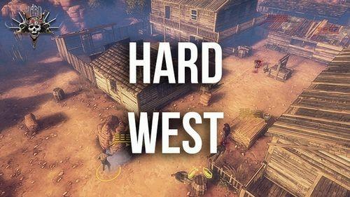 Hard west – тактический вестерн от создателей call of juarez