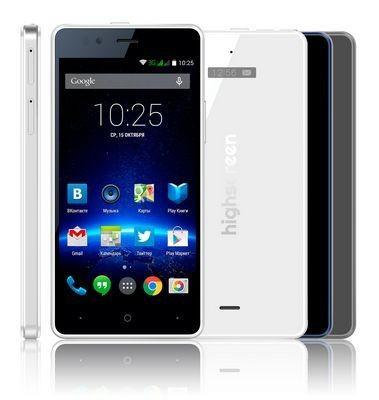 Highscreen ice 2 - ещё один российский смартфон с двумя экранами