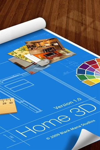 Home 3d для iphone поможет сделать ремонт