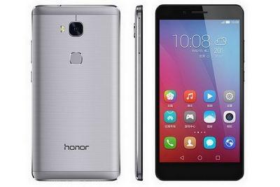 Honor 5x будет доступен в двух модификациях