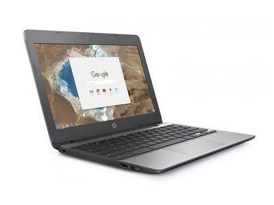 """Hp chromebook 11 g5 с сенсорным дисплеем """"заточен"""" под приложения из google play"""