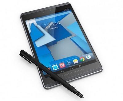Hp pro slate 8 и 12 - планшеты с ультразвуковыми стилусами duet pen