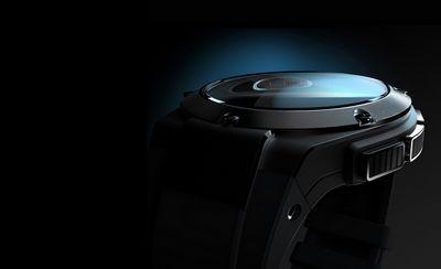 Hp разрабатывают стильные «умные» часы