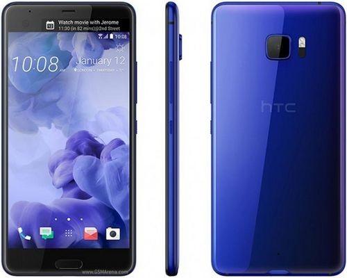 Htc u ultra в версии с сапфировым стеклом теперь доступен в европе
