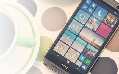 Htc выпустила новую версию смартфона htc one (m8) под управлением windows phone 8.1