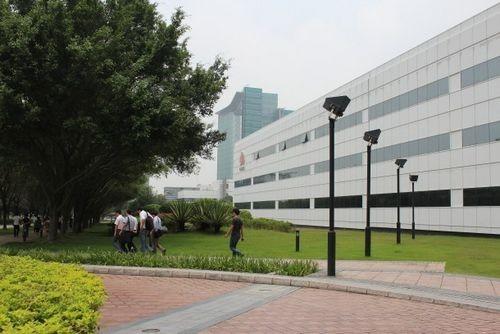 Huawei открыла штаб-квартиру в великобритании