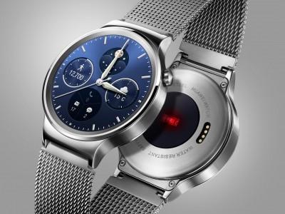 Huawei watch начнут покорять российский рынок 5 ноября