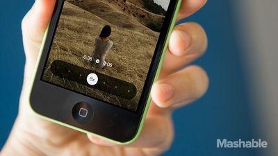 Hyperlapse: съёмка ускоренного видео со стабилизацией изображения на смартфоне