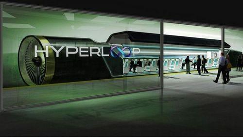 Hyperloop one представила проект скоростной транспортной системы в оаэ