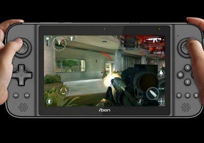 Ibenx gamepad: игровой планшет с 7-дюймовым тачскрином