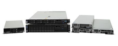 Ibm представила пять серверов на базе intel xeon