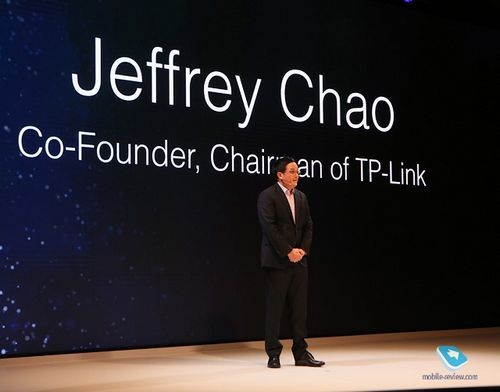 Ifa 2016. tp-link. интервью с президентом компании джеффри чао