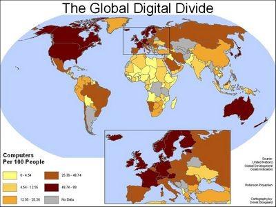 Индия, цифровой раздел и планшетка за 35 долларов