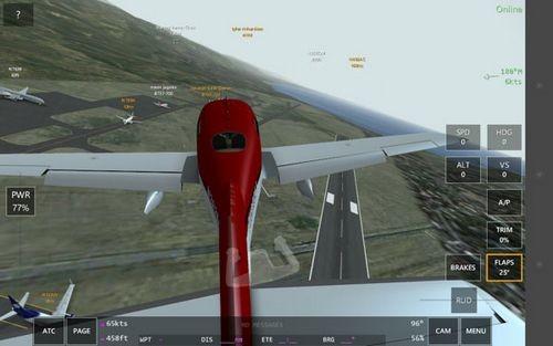 Infinite flight для android обновился и получил мультиплеер