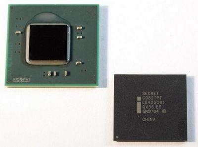 Intel начала поставки настольных процессоров atom с контроллером памяти ddr3