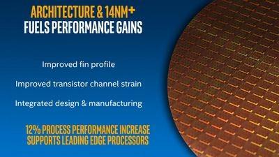 Intel объявил дату выхода penryn, показал 32-нм техпроцесс