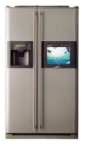 Интернет-холодильник electrolux будет показывать баннеры