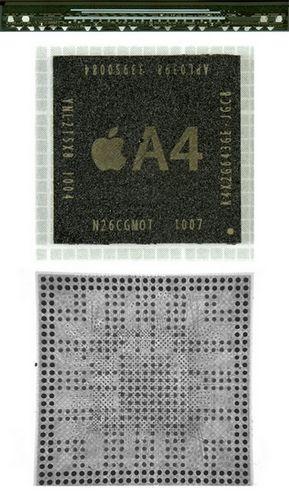 Инженеры раскрыли тайну процессора apple a4