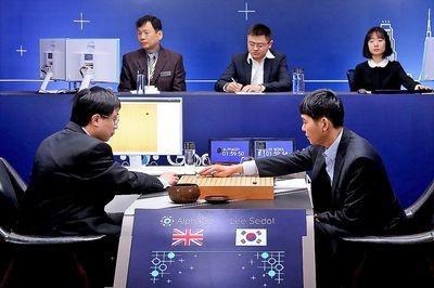 Искусственный интеллект google deepmind дважды одержал победу над чемпионом мира по го