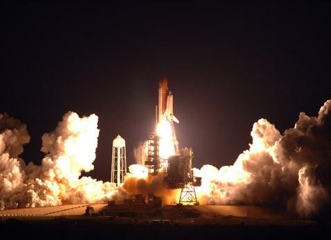 Японский обитаемый модуль стартовал к космической станции