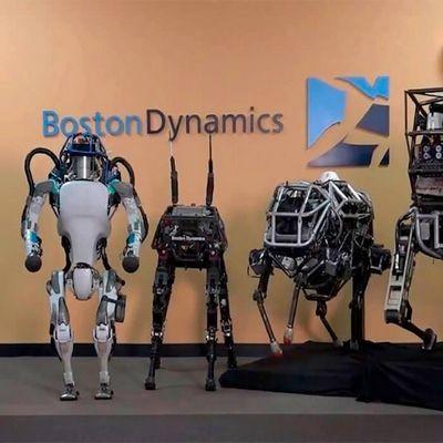 Как роботы обретают грацию и пластику