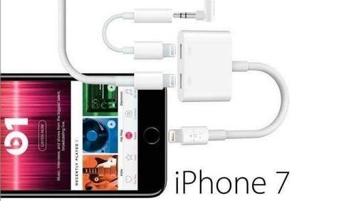 Как вернуть 3,5-мм разъем в iphone 7 и 7 plus
