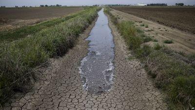 Калифорния вводит ограничения на потребление воды