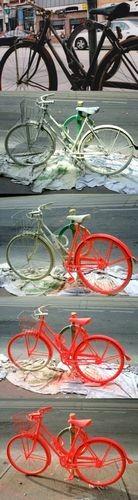 Канадцы украсили город хорошими велосипедами