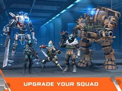Карточная игра titanfall: frontline вышла в раннем доступе на ios и android