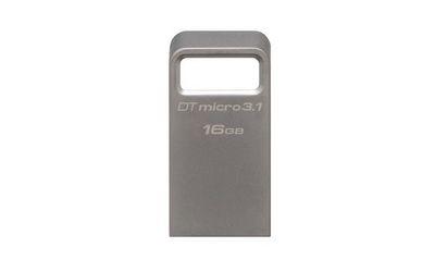 Kingston datatraveler micro 3.1 пополняет ряды миниатюрных накопителей