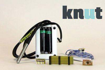 Knut — беспроводные сенсоры для дома или офиса
