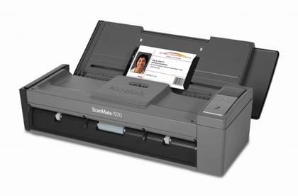 Kodak анонсировала сканер с системой smarttouch