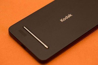 Kodak выпустит первый смартфон