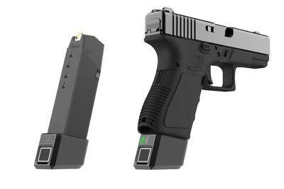 Компания clipfort представила оружейную обойму с биометрической аутентификацией