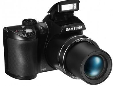 Компания samsung представляет камеру wb110 с 26-кратным оптическим зумом и ультраширокоугольным объективом