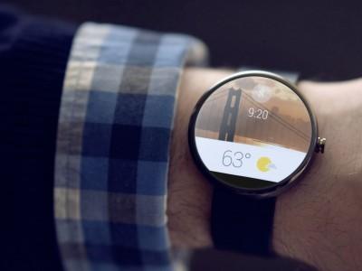 Крупное обновление для android wear доступно для скачивания на отдельных устройствах