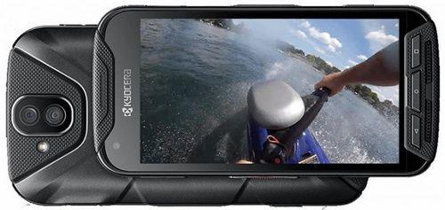 Kyocera duraforce pro — первый в мире защищенный смартфон с экшн-камерой