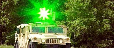 Лазерное оружие поступит на вооружение американской армии