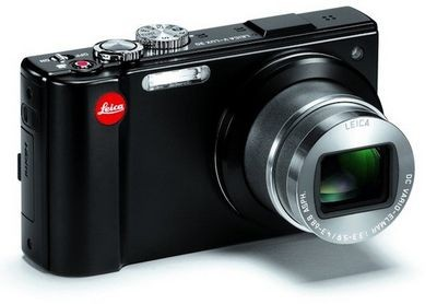 Leica выпустила компактную цифровую камеру v-lux 30