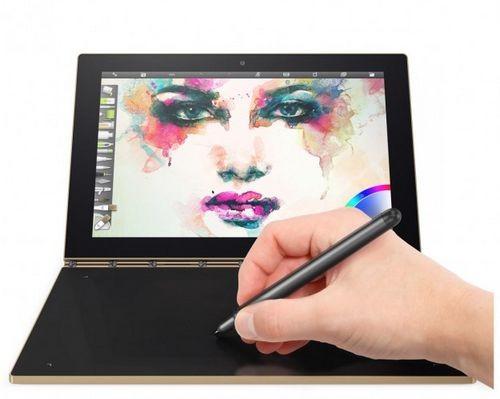 Lenovo готовит к анонсу 12-дюймовый планшет-трансформер yoga book