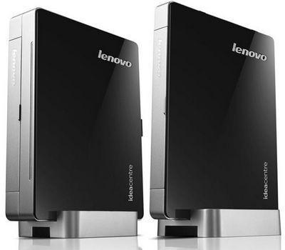 Lenovo ideacentre q190: мини-десктоп на платформе intel