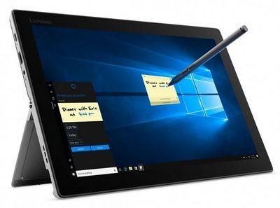 Lenovo представила планшет-трансформер miix 520