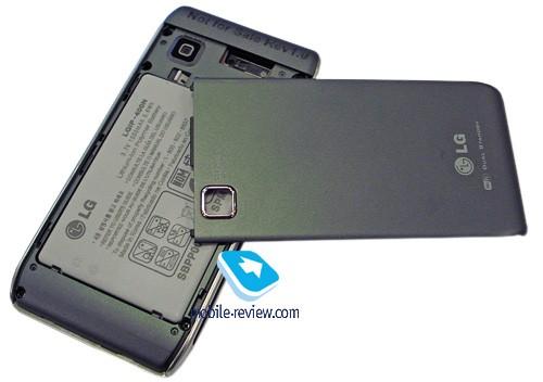Lg gx500 – две sim-карты и емкая батарея