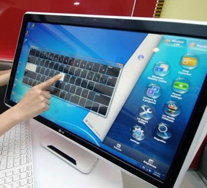 Lg и intel показали моноблочный компьютер с 3d-экраном телевизионного качества