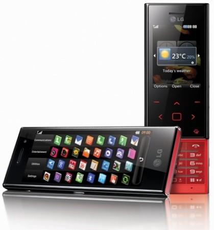 Lg new chocolate bl20 - новый шоколадный телефон, официально