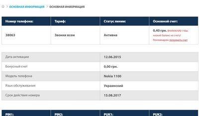 Life:) представляет новый online-сервис «детализация счета»