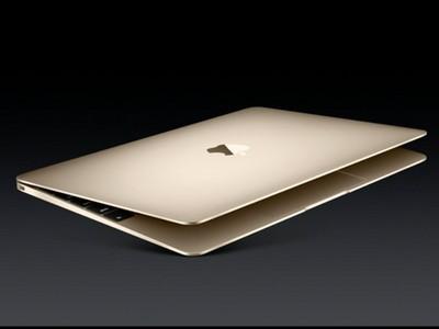 Macbook (2016) помог apple увеличить объём продаж ноутбуков на 30%