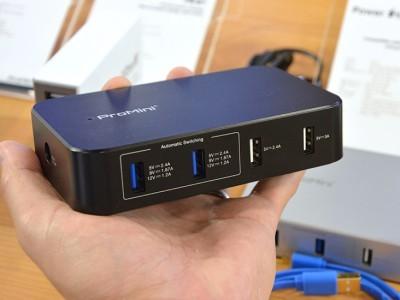 Magic-pro выпускает ряд универсальных зарядных станций
