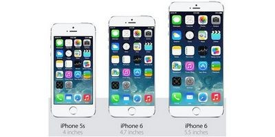 Макет apple iphone 6 представили на hong kong electronics fair